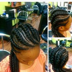 See this Instagram photo by @narahairbraiding • 447 likes