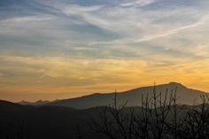 Howard's Knob Sunset View