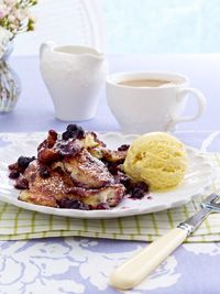 Why not make some Viennese Pancakes with Wild Blueberries for #PancakeTuesday