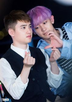 Kyungsoo is not just ready for any kind of commitment Kyungsoo, Kaisoo, Park Chanyeol Exo, Exo Ot12, Kpop Exo, K Pop, Friendzone, Day6 Sungjin, Exo Couple