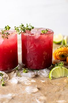Keeping things fun and fresh with this citrus packed Orange Hibiscus Mai Tai.the perfect spring cocktail that's easy enough to make any night of the week! Spring Cocktails, Refreshing Cocktails, Vodka Drinks, Summer Drinks, Fun Drinks, Beverages, Alcoholic Drinks, Booze Drink, Drinks Alcohol