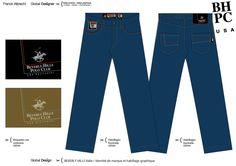 Fashion Line - Graphic & Design BEVERLY HILLS POLO CLUB