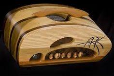 Risultati immagini per wood guitar amplifier