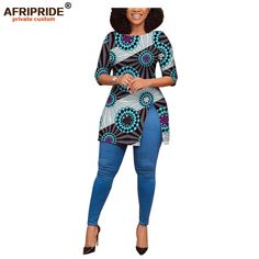 Fashion African Dresses for Women Bazin Riche African Print Cotton Midi Dress Sleeveless Bodycon Elegant Party Clothes - AliExpress Short African Dresses, African Blouses, Latest African Fashion Dresses, African Print Dresses, African Print Clothing, African Print Fashion, Modern African Fashion, African Attire, Blouses For Women