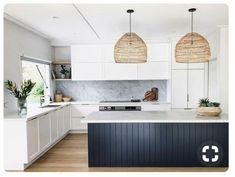 Kitchen inspiration- colours & textures