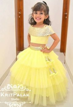 Tutus are an ideal outfit choice to adorn your little girls.in and shop Tutus by Tutu and various others premium brands at amazing prices. Kids Party Wear Dresses, Kids Dress Wear, Baby Girl Party Dresses, Dresses Kids Girl, Girl Outfits, Kids Party Wear Frocks, Dress Party, Kids Wear, Fashion Outfits