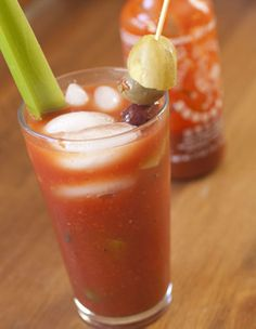 cocky bloody marys!