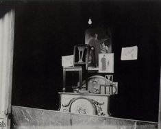 Eugene Atget Fête du Trone de Geant 1925