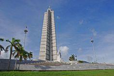Havana Vedado - Plaza de la Revolucion - Memorial Jose Marti