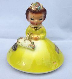 Josef Originals California Girl  MAY Doll of the by HammersHollow, $23.95