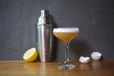 For medicinal purposes – whiskey sour