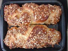 Bulgarian Easter Bread (Kozunak)