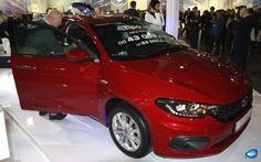 Fiat Tipo hatchback i kombi podczas targach Fleet Market 2016 https://www.moj-samochod.pl/Galerie/Fiat-Tipo-hatchback-i-kombi-na-Fleet-Market-2016 #Fiat #FiatTipo #Tipo