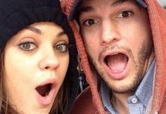 Ashton Kutcher y Mila Kunis tendrán gemelos | Santiagonline