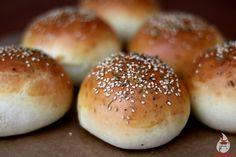 Hier ist das Rezept für die besten und perfekten Burger-Buns nach Jörn Fischer...