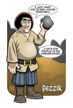 Fezzik by ~b-maze on deviantART