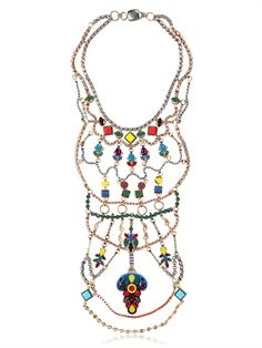 ★ ✯✦⊱♔ ❤️ ♔⊰✦✯ ★ ANONYME JEWEL~FAIRY TALES LONG NECKLACE ★ ✯✦⊱♔ ❤️ ♔⊰✦✯ ★