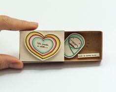 Tarjeta para regalar a las personas que amas