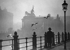 Berlin im Nebel, 1934