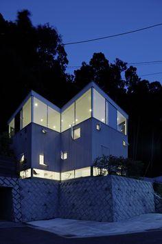 三幣順一 | A.L.X. (ARCHITECT LABEL Xain) | House Forest
