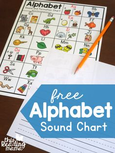 An alphabet sounds chart is a great resource for young readers and writers. I created it specifically for my Kindergartner. *This post contains affiliate links. **The free download can be found at the END of this post. Click on the teal download button.  Alphabet Sounds Chart After creating our numbers 1-20 chart, I got …