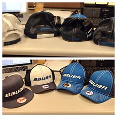 df31393ef95 Some sweet new Bauer hats!