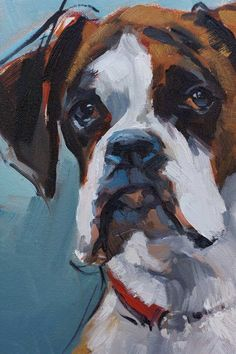 Custom_Pet_Portrait_Boxer_Detail-of-face