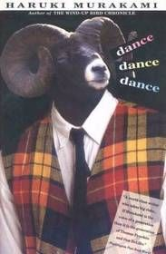 """Sequel to A Wild Sheep Chase by  Haruki Murakami  """"What we seek is some kind of compensation for what we put up with."""""""