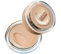 Dream Smooth Mousse™ in Creamy Natural--for a fraction of the price I'd been spending on foundation, this perfects my skin and makes it look and feel like I have nothing on at all.