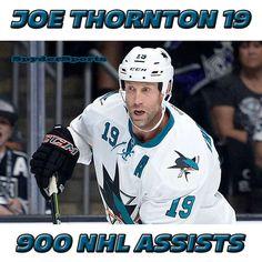 Joe Thornton Reaches 900 NHL Assists   Spyder Sports Lounge