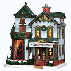 christmas village house - Buscar con Google