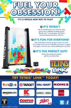 Tetris Link.   Techno Source USA