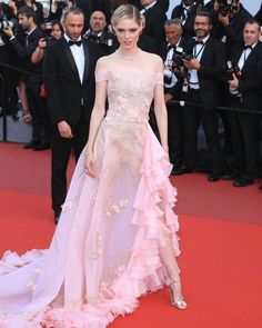 COCO ROCHA at The Meyerowitz Stories Premiere at 70th Annual Cannes Film Festival 05/21/2017