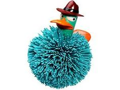 Perry the platypus Koosh ball!!!