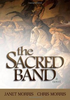 The Sacred Band by Janet Morris, http://www.amazon.com/dp/061535999X/ref=cm_sw_r_pi_dp_QT37pb1TS9H8Y