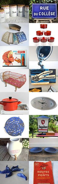 ♥ ♡ ❤ Vintage gift ideas from France >>> 10% off by Lucile on Etsy #etsy #etsyfr #frenchvintage #french #vintage #vintagefinds #france #frenchtouch #vintagefr #retro #midcenturymodern #colorful #paris #giftidea #giftideas #christmasgift #xmasgift