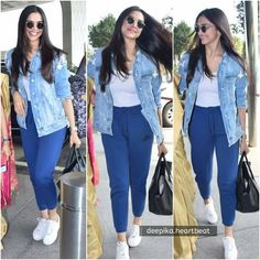 Deepika spotted at Mumbai airport today, ✈️ to Kochi for IAA World Congress . . . . . . . . . . . . . . . #deepikapadukone #deepika #deepu…