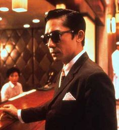 The Best-Dressed Film Characters of All Time by Esquire - Chow Mo-wan (Tony Leung) in In the Mood for Love