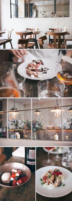 Restaurant Rue De Charonne Septime