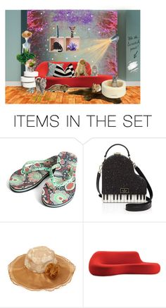 """""""We're in Charge"""" by papillon-ze-cat ❤ liked on Polyvore featuring art, Home and artandexpression"""