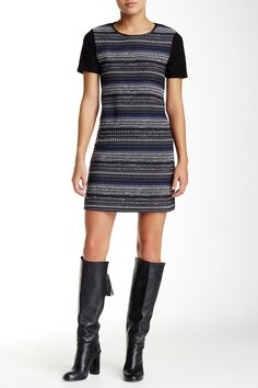 Lily Textured Dress by Waverly Grey on @nordstrom_rack