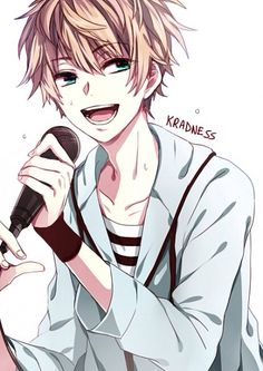 Kradness (Not a Vocaloid. I think he's a Utaite or somethin)