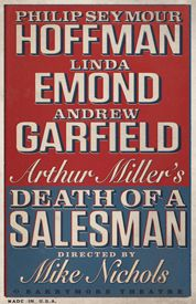 Another great play on Broadway -- Death of a Salesman - videos on the website - http://www.broadway.com/shows/death-salesman/
