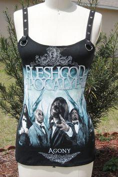 Fleshgod Apocalypse Symphonic Death Metal by kittyvampdesigns, $39.99