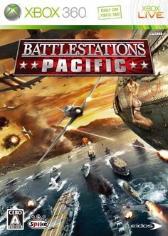 Battlestations: Pacific Developer : Eidos Studios – Hungary Publisher : Eidos Interactive Genre : Action Simulation Release Date : M. Video Games Xbox, Xbox 360 Games, Super Mario Bros Games, Japanese Singles, Mac Games, Studios, Mac Download, Video Game Reviews, Game Codes