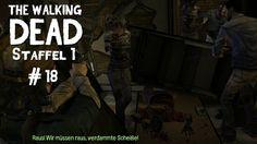 The Walking Dead S01E03 #18 - Der lange Weg - Let's Play The Walking Dead