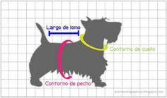 moldes de sueteres para perro - Buscar con Google