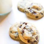 Best Choc Chip Cookie Recipe ever - crunchy on the outside and soft on the inside. Pin this to your Baking board for later - you want to keep this recipe. Best Chocolate Chip Cookie Recipe Ever, Chocolate Mousse Recipe, Easy Chocolate Chip Cookies, Biscuit Dessert Recipe, Dessert Recipes, Cookie Recipes For Kids, Homemade Sweets, Chips Recipe, Sweet Treats