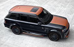 2012 Afzal Kahn Design Range Rover Vesuvius Edition Sport 300 - Front And Side Top - - Wallpaper Super Sport, Super Cars, 2008 Range Rover Sport, Ranger, Kahn Design, Land Rover Car, Range Rover Supercharged, Automobile, Top Cars