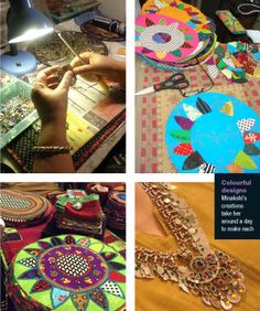 Fifty-four-year-old Minakshi Nagu has been making handmade patchwork purses and Afghani tribal jewellery for her label Ragmatazz for two years, but she has been giving them as gifts for years…